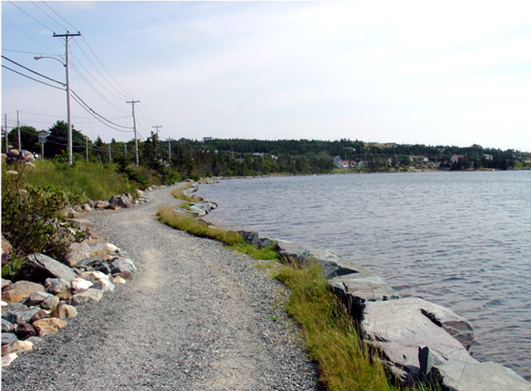 Our services grand concourse authority for Design of stabilization pond