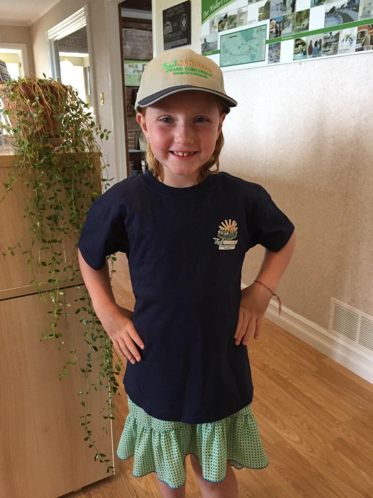 Rayanna, 7, Topsail