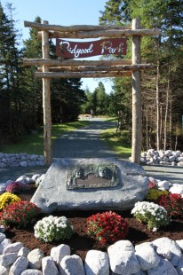 Bidgood Park Entrance
