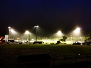 St. Patrick's Ballpark Lighting, St. John's