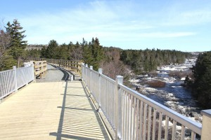 Manuels River Bridge, Conception Bay South